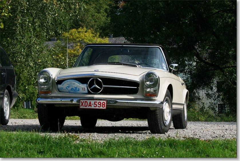 KBC Classic Car Club 250