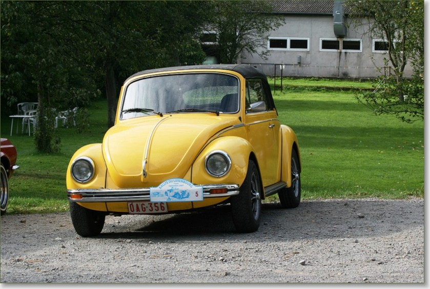 KBC Classic Car Club 238