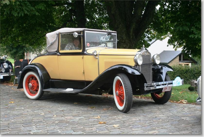 KBC Classic Car Club 027