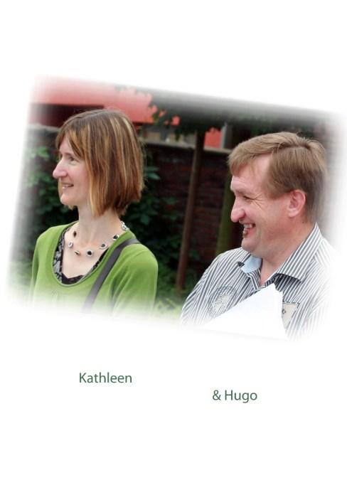 Kathleen en Hugo